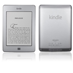 Amazon Kindle Touch Skins