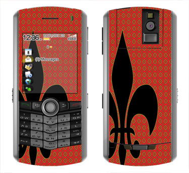 BlackBerry Pearl 8100 Skin :: Royal Heraldry