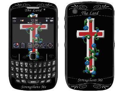 BlackBerry Curve 8520, 8530 Skin :: Christian 3