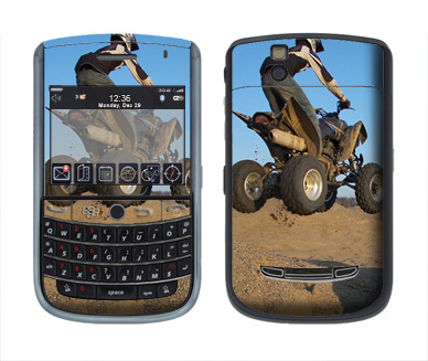 BlackBerry Tour 9630 Skin :: ATV Rider