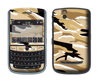 BlackBerry Tour 9630 Skin :: Camo Desert