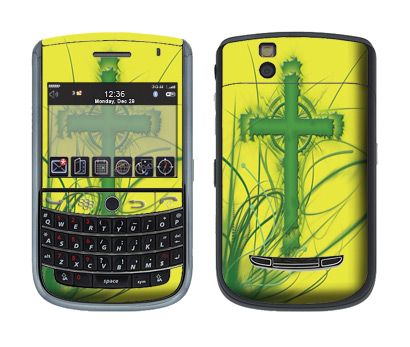 BlackBerry Tour 9630 Skin :: Christian 2