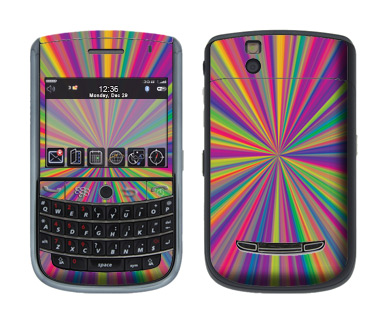 BlackBerry Tour 9630 Skin :: Color Blast