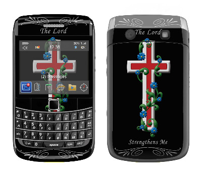 BlackBerry Bold 9700 Skin :: Christian 3