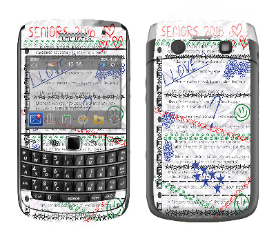 BlackBerry Bold 9700 Skin :: Seniors 2016