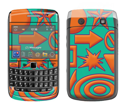 BlackBerry Bold 9700 Skin :: Shape Up
