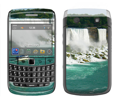 BlackBerry Bold 9700 Skin :: The Falls