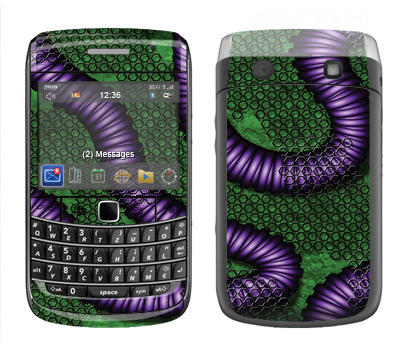 BlackBerry Bold 9700 Skin :: Virtual Flow