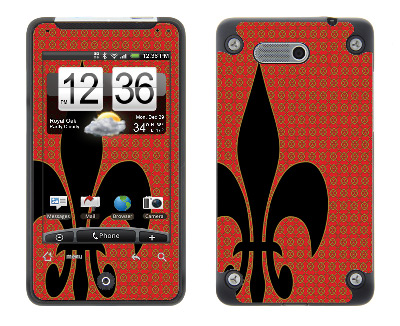 HTC Aria Skin :: Royal Heraldry