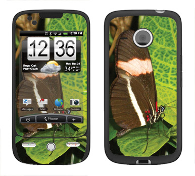 HTC Droid Eris Skin :: Butterfly 1