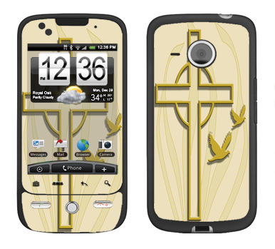 HTC Droid Eris Skin :: Christian 1