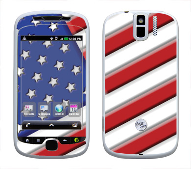 HTC myTouch 3G Slide Skin :: American Flag 1