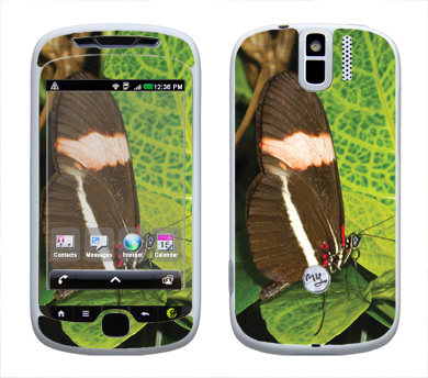 HTC myTouch 3G Slide Skin :: Butterfly 1