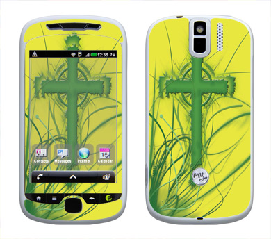 HTC myTouch 3G Slide Skin :: Christian 2
