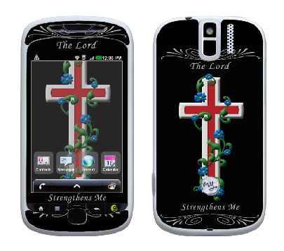 HTC myTouch 3G Slide Skin :: Christian 3