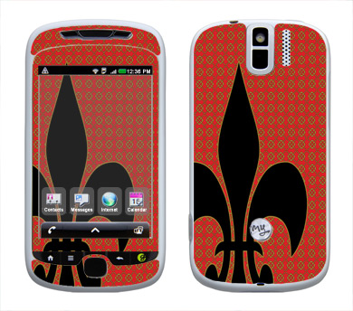 HTC myTouch 3G Slide Skin :: Royal Heraldry