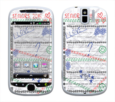 HTC myTouch 3G Slide Skin :: Seniors 2015