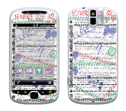 HTC myTouch 3G Slide Skin :: Seniors 2016