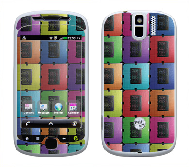 HTC myTouch 3G Slide Skin :: Spectral Circuit