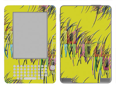 Amazon Kindle 2 Skin :: Natures Circuit
