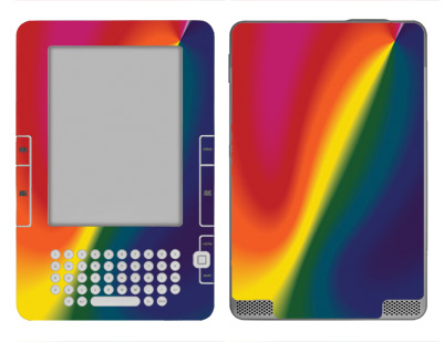 Amazon Kindle 2 Skin :: Polar Spectrum