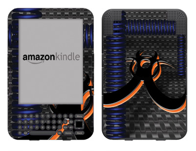 Amazon Kindle 3 Skin :: Bio Hazard