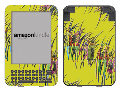 Amazon Kindle 3 Skin :: Natures Circuit