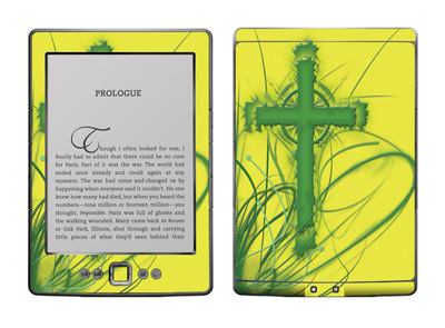 Amazon Kindle 4 Skin :: Christian 2