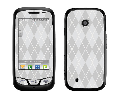 LG Cosmos Touch Skin :: Argyle Gray