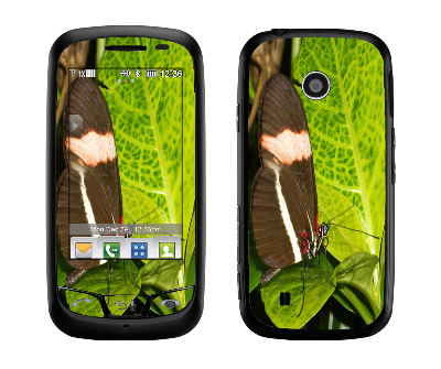 LG Cosmos Touch Skin :: Butterfly 1