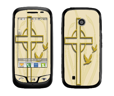 LG Cosmos Touch Skin :: Christian 1