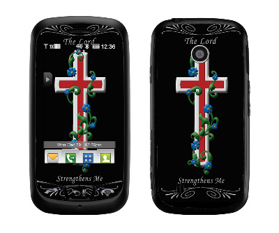 LG Cosmos Touch Skin :: Christian 3