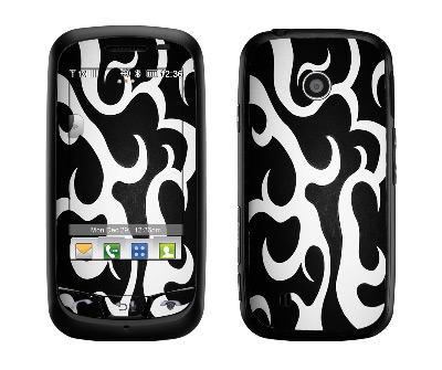 LG Cosmos Touch Skin :: Curly Contours