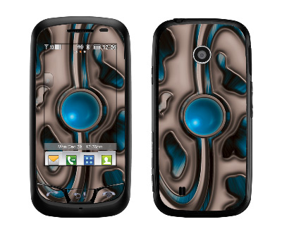 LG Cosmos Touch Skin :: Cynic Blue