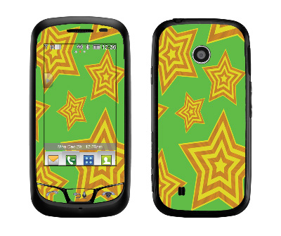 LG Cosmos Touch Skin :: Falling Stars