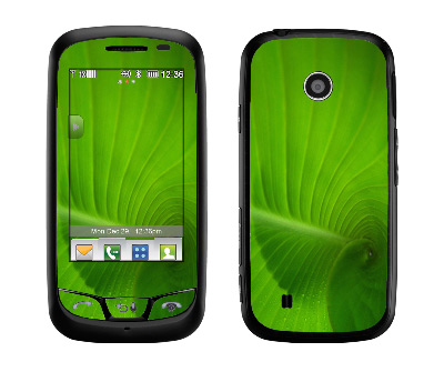 LG Cosmos Touch Skin :: Spiraling Green