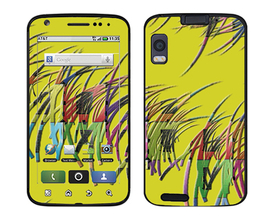 Motorola Atrix Skin :: Natures Circuit