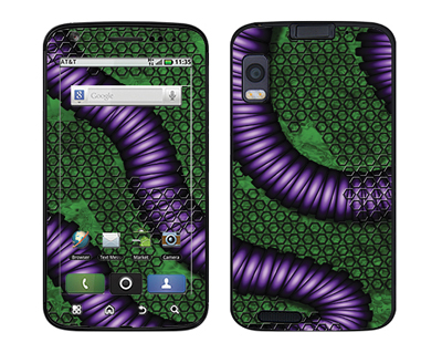 Motorola Atrix Skin :: Virtual Flow