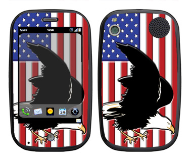 Palm Pre Skin :: American Flag 2