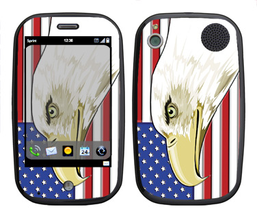 Palm Pre Skin :: American Flag 3