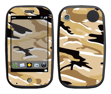 Palm Pre Skin :: Camo Desert