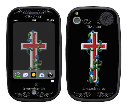 Palm Pre Skin :: Christian 3