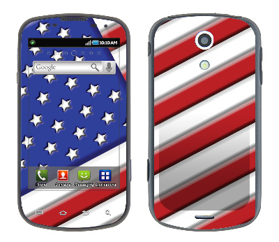 Samsung Epic Skin :: American Flag 1