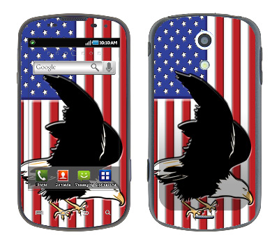 Samsung Epic Skin :: American Flag 2