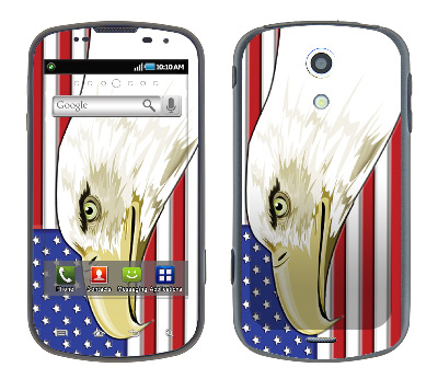 Samsung Epic Skin :: American Flag 3