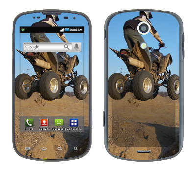 Samsung Epic Skin :: ATV Rider