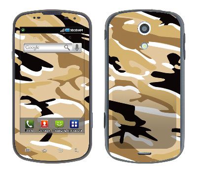 Samsung Epic Skin :: Camo Desert