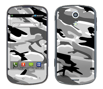 Samsung Epic Skin :: Camo Snow