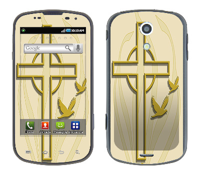 Samsung Epic Skin :: Christian 1