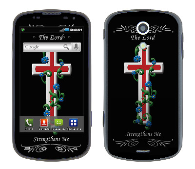 Samsung Epic Skin :: Christian 3